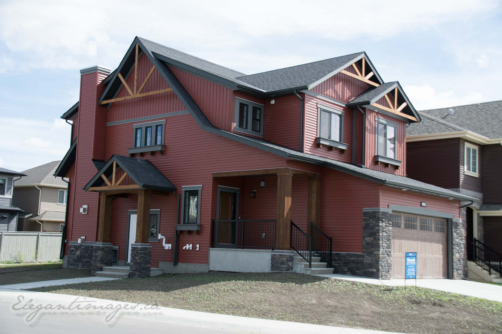 Exterior Siding Services In Central Alberta