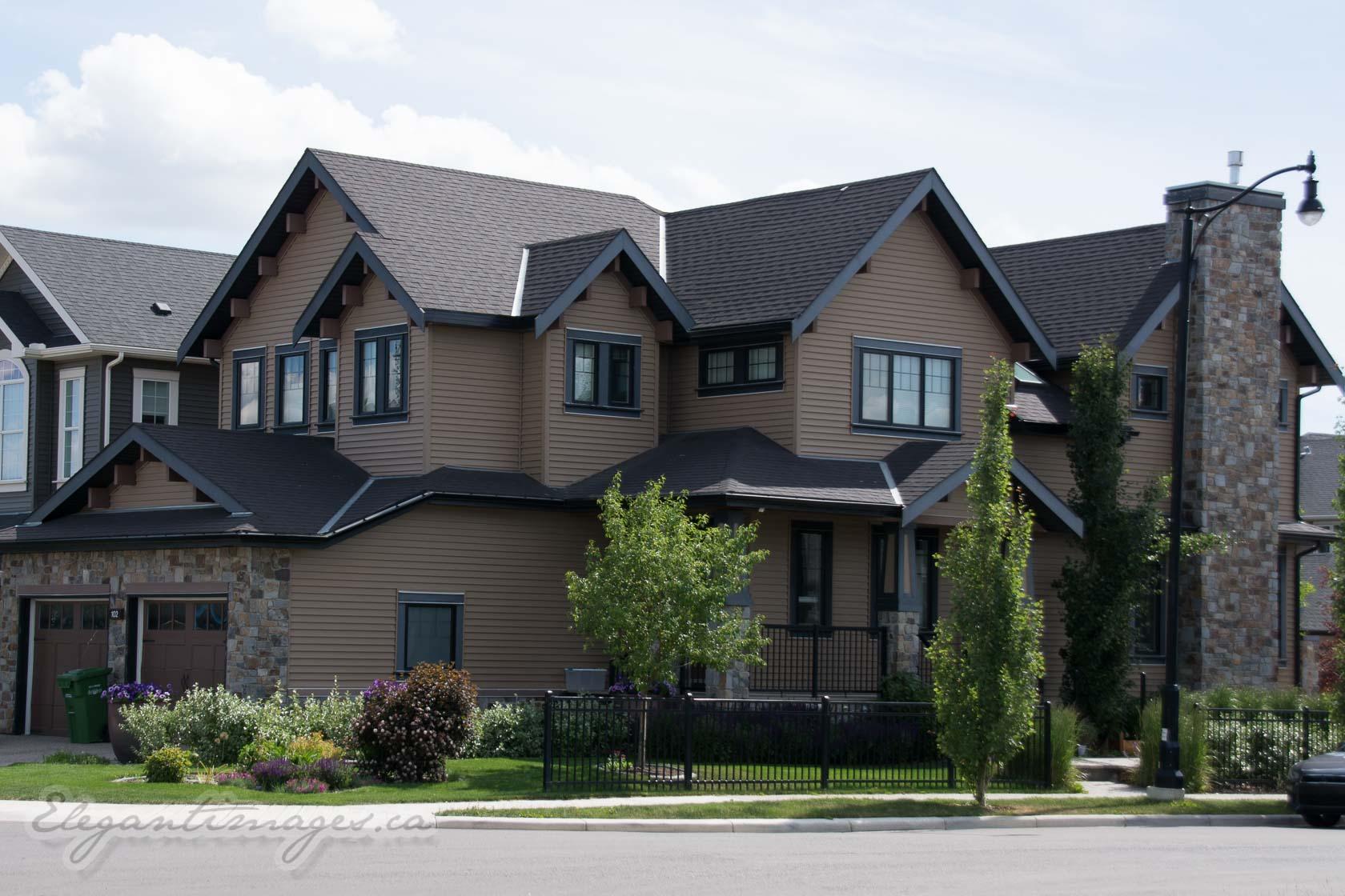 Siding & Eavestrough Contractors In Central Alberta