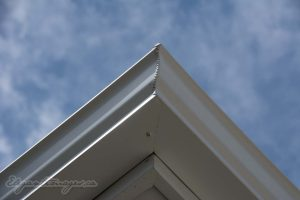 Eavestrough or Gutter corner